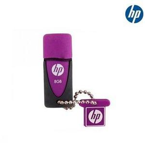 MEMORIA HP USB V245L 8GB PURPLE/BLACK