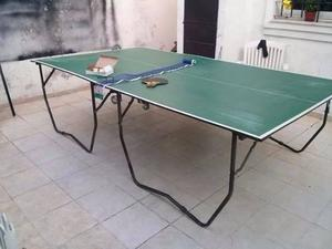 Vendo mesa de ping pong casi nueva posot class for Mesa de ping pong usada