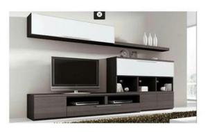 Muebles de tv posot class for Mueble tv minimalista