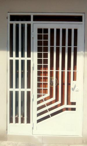 Puerta Protector Metalico