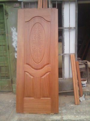 Puertas de madera, Repostero, Closet Y Otros muebles