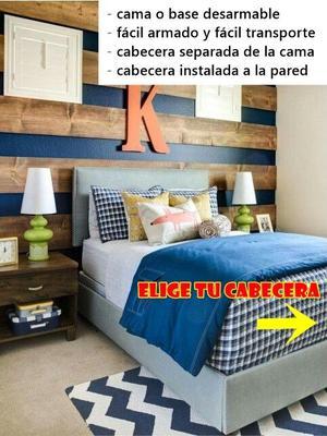 juegos de dormitorios tapizados