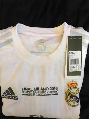 camiseta real madrid lima