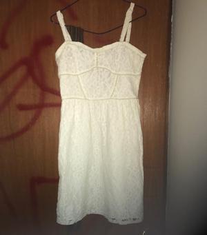 Vestido Blanco 9/10