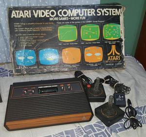Atari  Videojuego