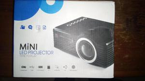 SD20 LCD Projector 40Lm 320 x 180 Pixels P Home Theater
