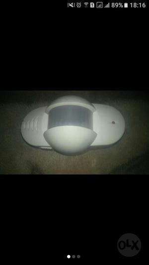 Alarma con sensor de movimiento infrarrojo rl rf posot class - Sensores de movimiento con alarma ...