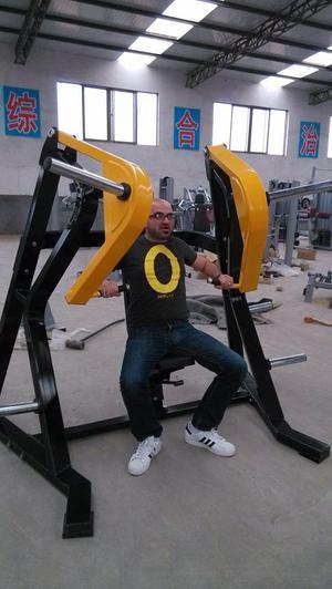 venta de maquinas de gimnasio