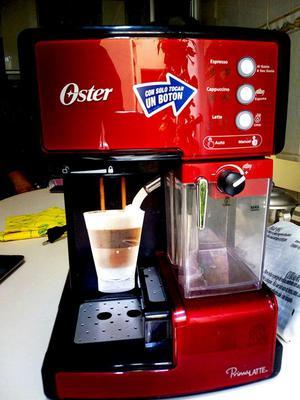 Cafetera Oster Prima Latte Cappuccino Poco Uso