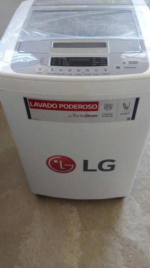 Lavadora Lg 12 Kg. Nueva.