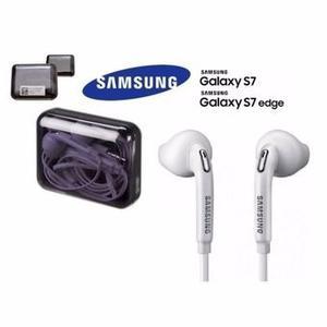 Audifonos Samsung Galaxy S7,s7 Edge Originales Con Caja