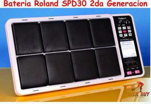Bateria Roland Spd 30 Octapad Batería Version