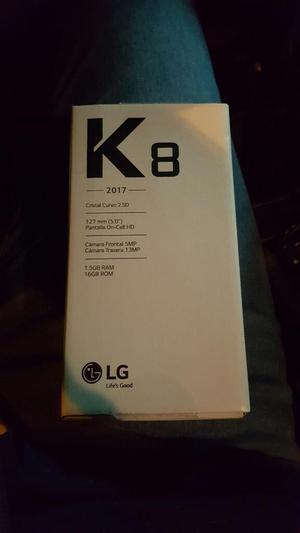 Lg K8 Nuevo