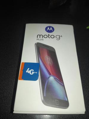 Oferta Moto G4 Plus Nuevo