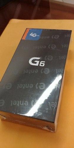 Teléfono Celular Lg G6, 32 Gb Ram, Nuevo, Sellado En Caja
