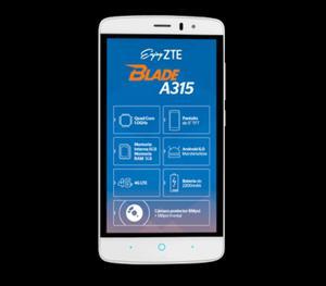 Vendo Celular Zte Blade A315