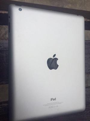 iPad 4Ta Generacion, RETINA, Libre, Impecable Vendo c Caja