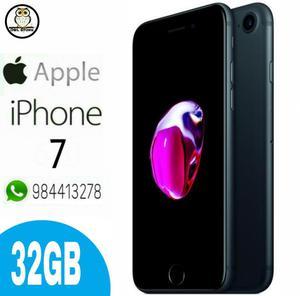 iPhone 7 32gb Sellado a Pedido