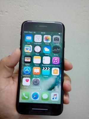 iPhone 7 de 32gb Black Mate Nuevo