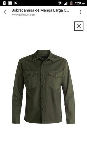 Camisa Quiksilver Talla M