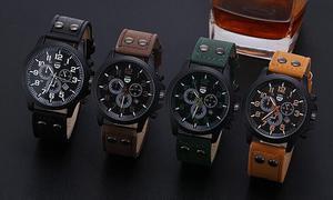 Reloj Liandu Elegante Para Hombre