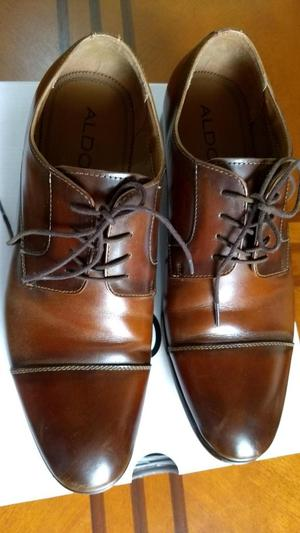 Zapatos Aldo cuero
