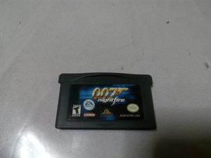 James Bond 007 Nightfire (gba - Nintendo Ds) (original)