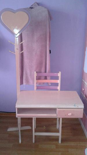 Juego de Dormitorio para Niña