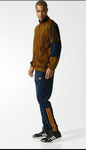 Buzo Adidas Iconic Original Talla S
