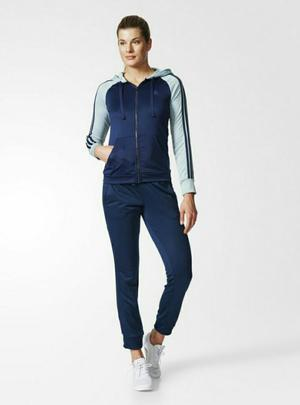 Buzo Adidas Mujer Original Nuevo Talla M