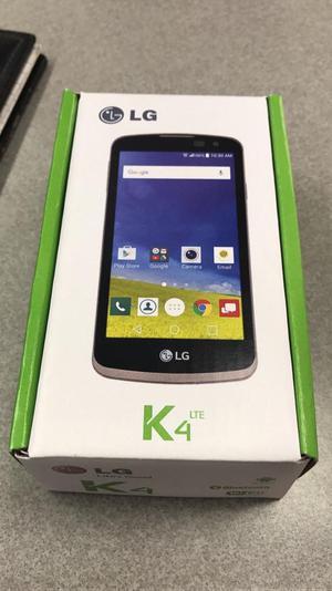 Celular Lg K4 4G Lte