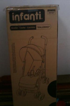 Coche de Bastón Infanti, Nuevo en Caja modelo RM197