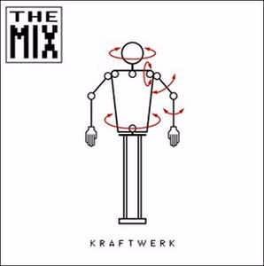 Kraftwerk The Mix Doble Vinilo 12 Nuevo Sellado