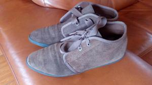 keds zapatos cuero mujer talla 40