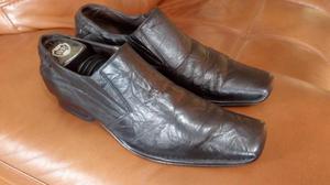 marquis zapatos cuero hombres 43