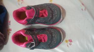 zapatos para bb talla 19 estan como nuevos como uso