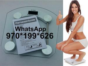 Balanza Baño 180 Kilos Digital * WhatsApp