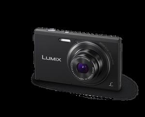 Camara Fotografica Lumix Panasonic Poco Uso16.1 Negociable
