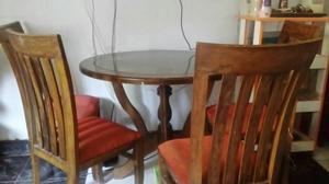 Comedor de 4 sillas en lima posot class for Comedor 4 sillas ripley
