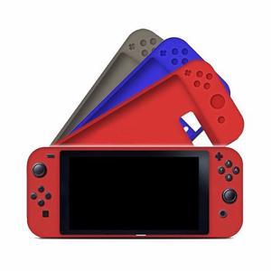 Funda Protectora De Silicona + Joy-con Para Nintendo Switch