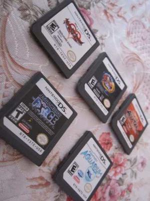 Juegos De Nintendo Ds 100% Originales