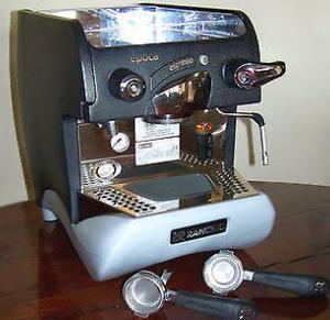 Maquina cafetera Rancilio época E 1 grupo. Versión