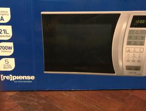 Microondas Panasonic 21 Litros Nuevo