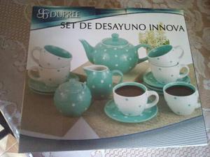 Set de desayuno Innova S/.70 EN VENTA A SOLO 70 SOLES