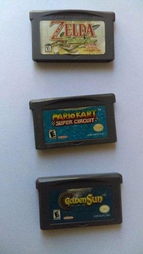 Videojuegos Gameboy Advance