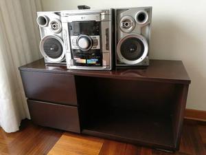 Mueble Para Tv O Equipo De Sonido