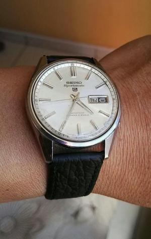 Reloj Seiko Automático de Colección