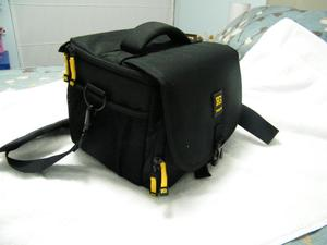 Maletín para cámara fotográfica DSLR