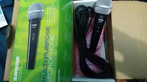 Micro Shure especial SV 110 Profesional Nuevo en caja y