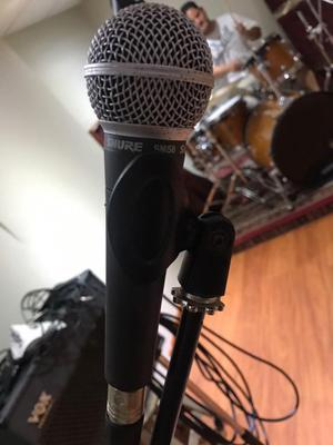 micrófonos Shure SM 58 Beta